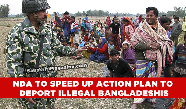Government to speed up action plan to deport illegal Bangladeshis