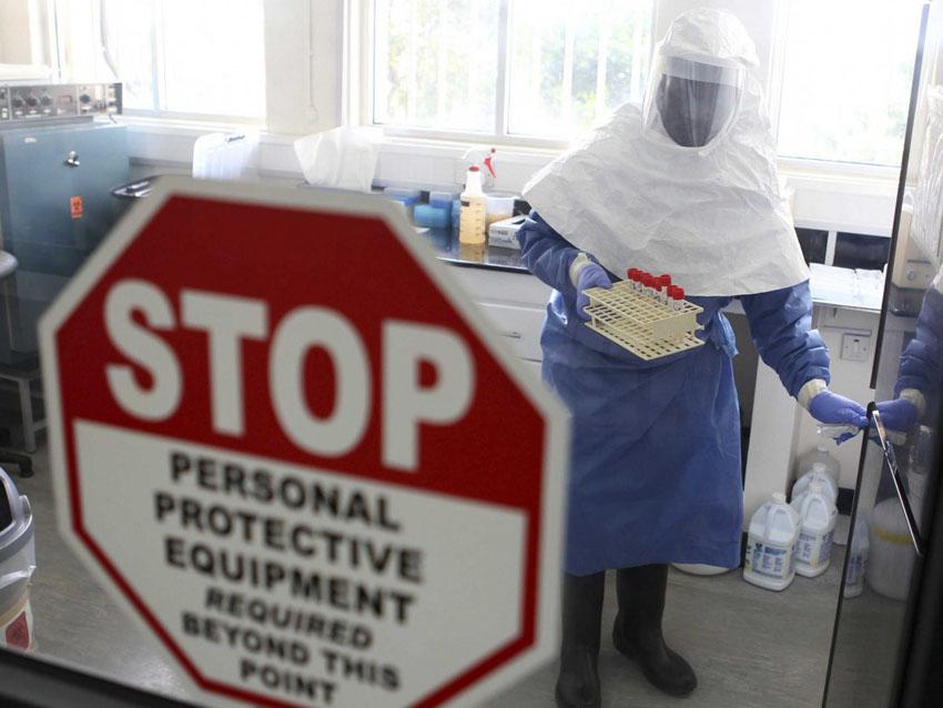 ebola india