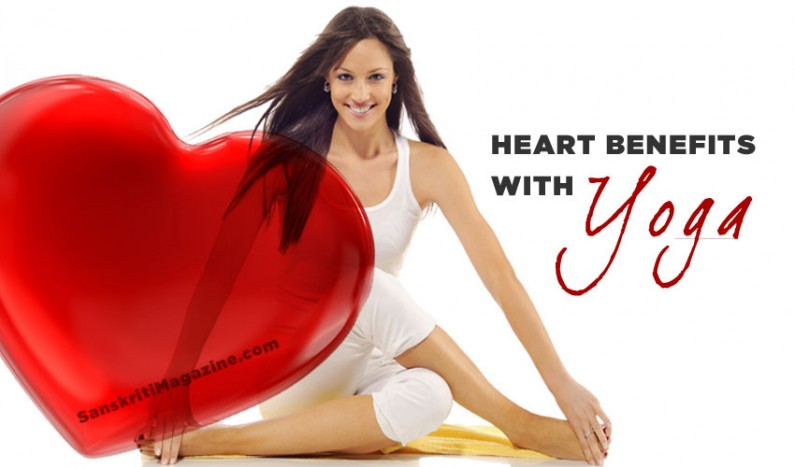 Healthy Heart with Yoga