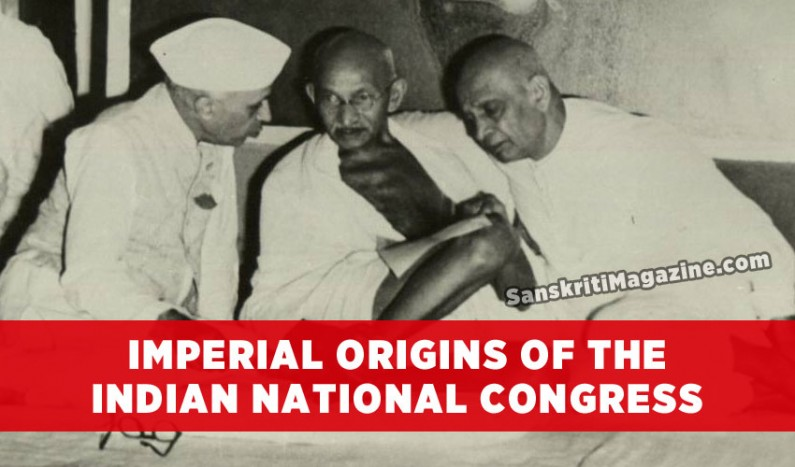 Imperial origins of the Indian National Congress