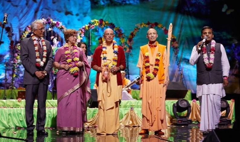 Moscow Celebrates Shri Krishna Janmasthami with spectacular event
