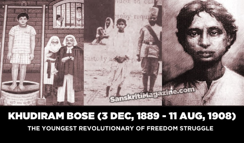 Khudiram Bose: The hero who threw the first bomb for freedom