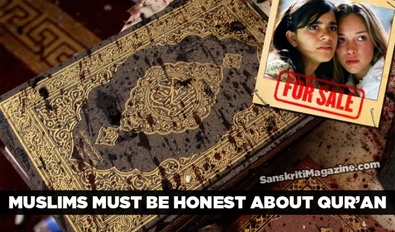 Muslims must be honest about Qur'an