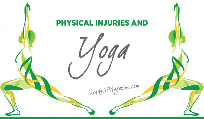 Physical injuries and Yoga