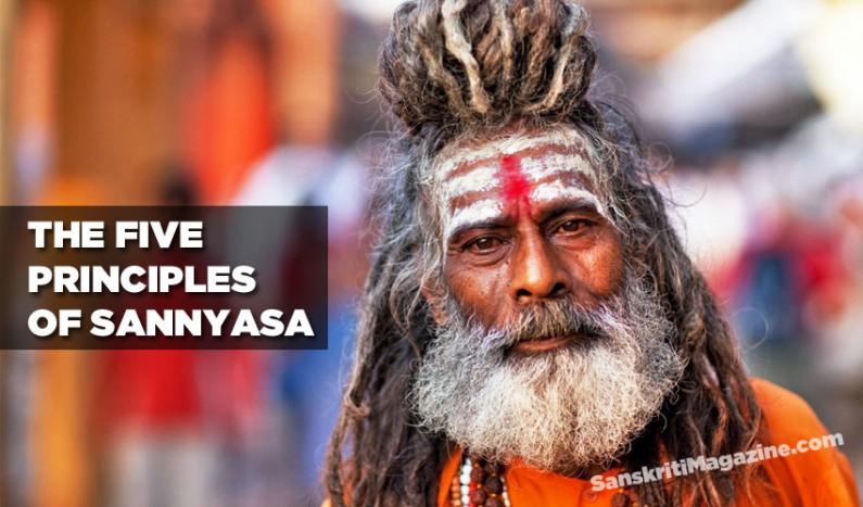 The Five Principles of Sannyasa