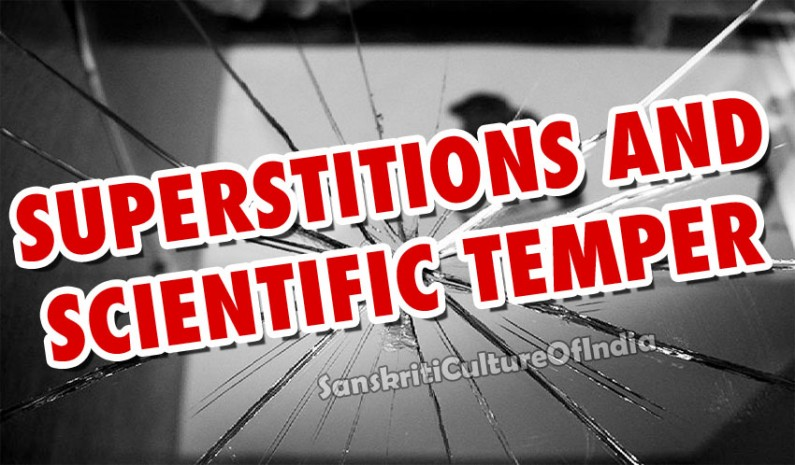 Superstitions and Scientific Temper