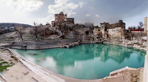 Katas Raj Temples
