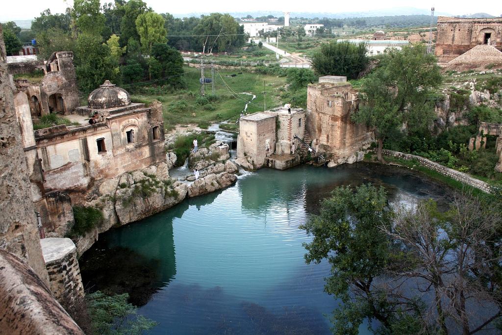 Katas Pond
