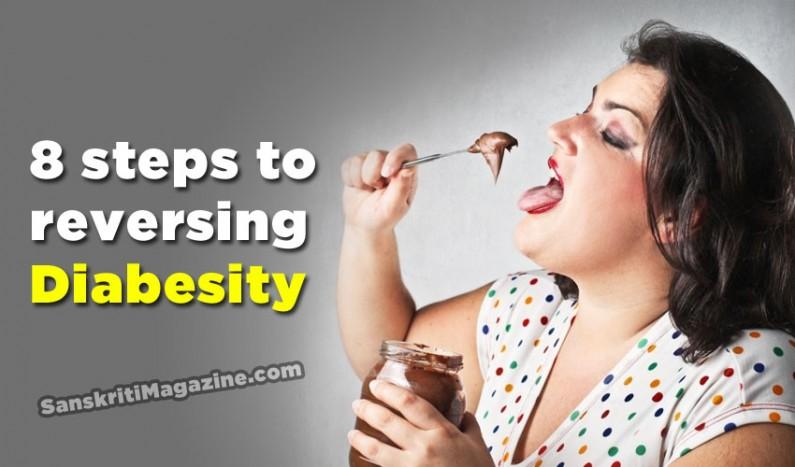 8 steps to reversing Diabesity