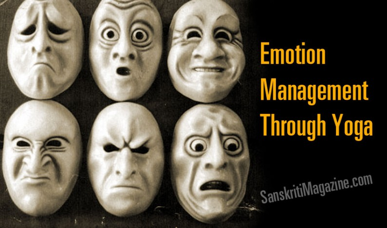 Emotion Management Through Yoga