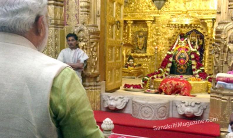 Narendra Modi will keep Navratri fast during US visit