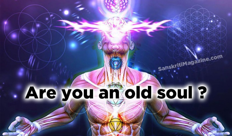 Are you an old soul ?