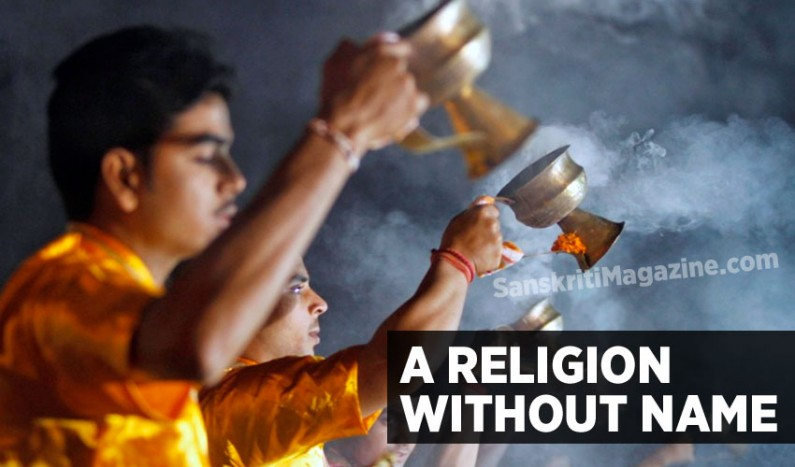A religion without name