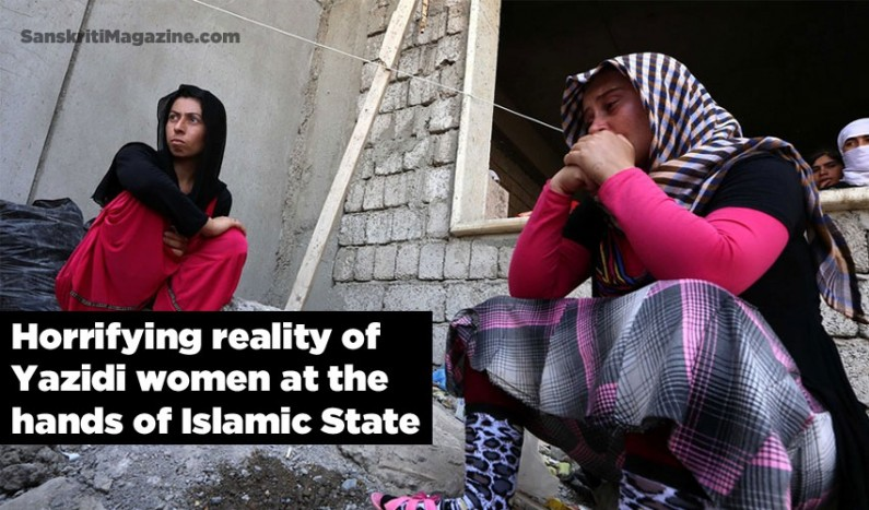 Horrifying reality of Yazidi women at the hands of Islamic State