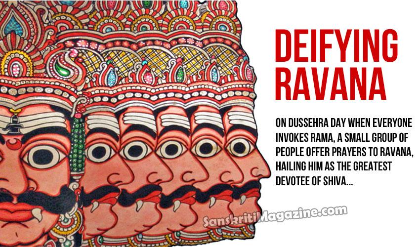 Deifying Ravan