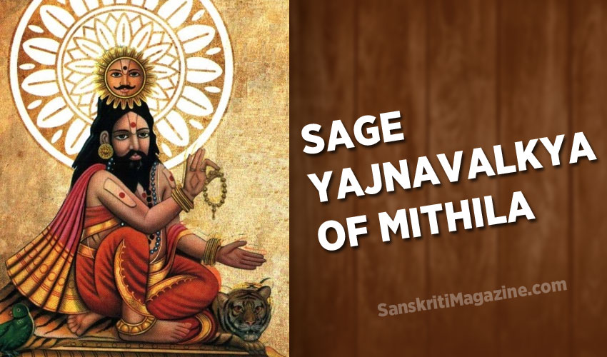 Sage-Yajnavalkya-Mithila