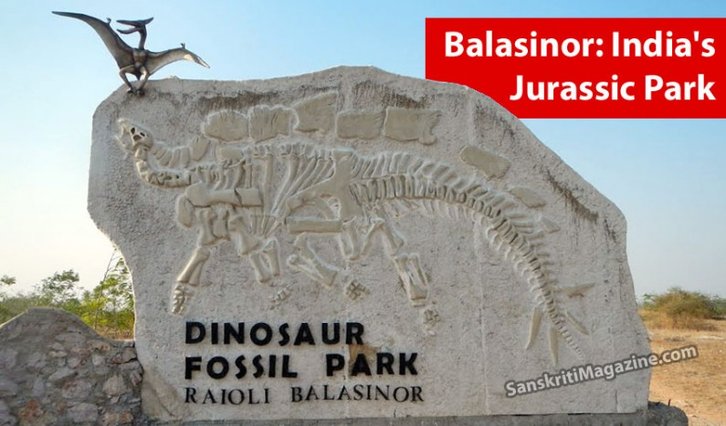 Balasinor: India's Jurassic Park