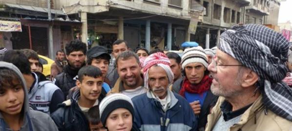 Jurgen Todenhöfer inside ISIS