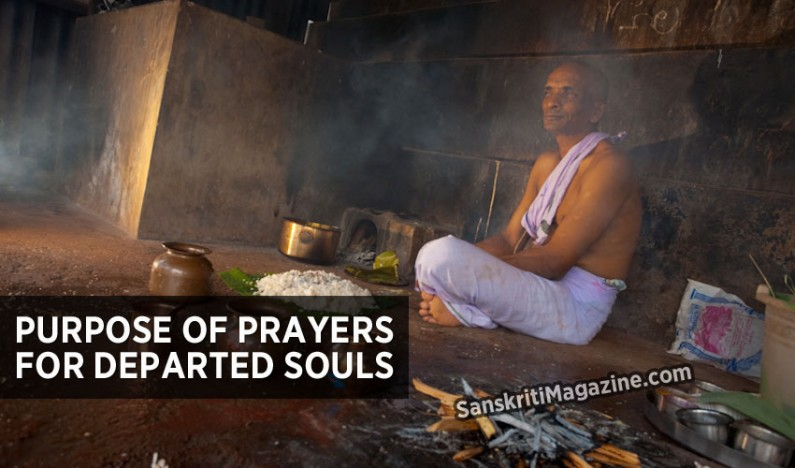 Purpose of prayers for Departed Souls