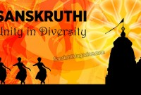 Sanskruthi: Unity in Diversity