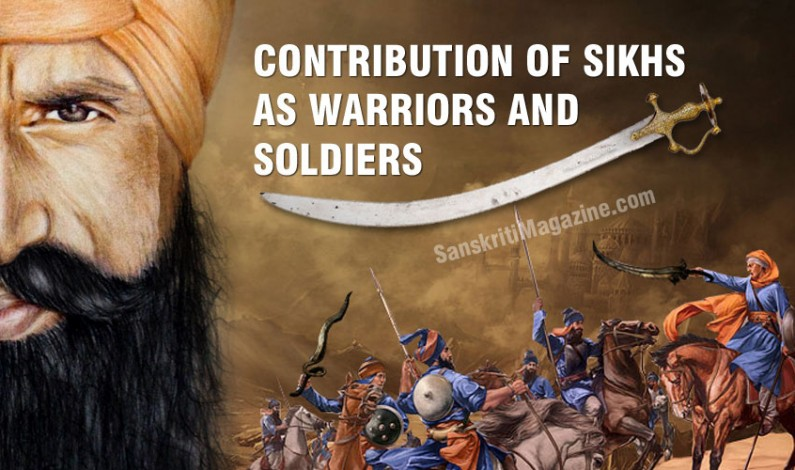 Contribution of Sikhs as Warriors and Soldiers