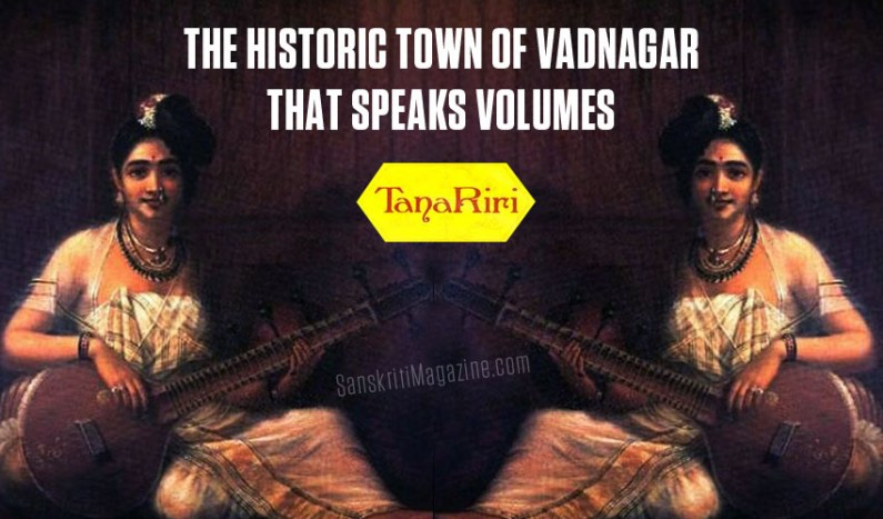 The historic town of Vadnagar that speaks volumes