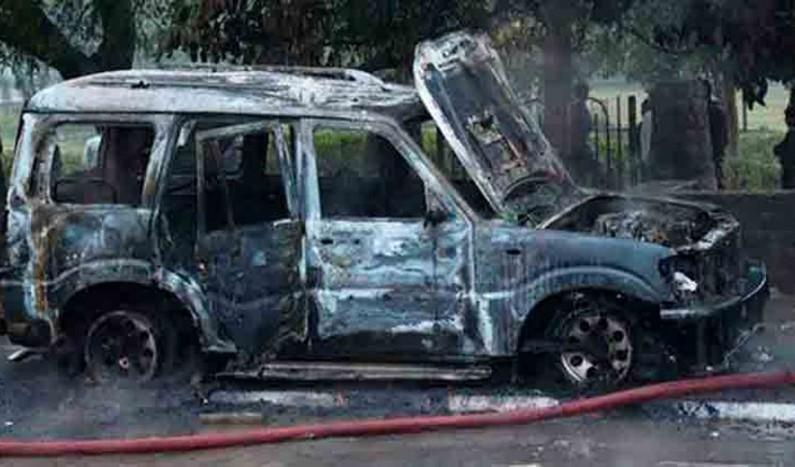 AAP, BJP workers clash in Delhi, five injured