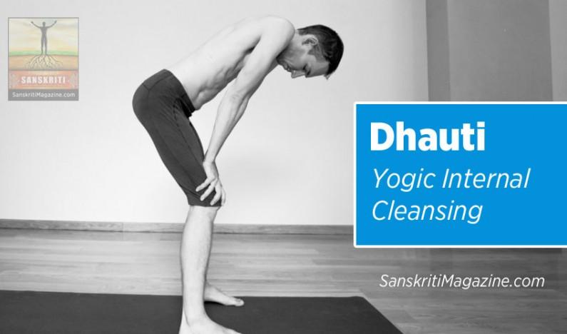 Dhauti – Yogic Internal Cleansing