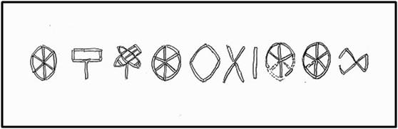 Indus glyphs