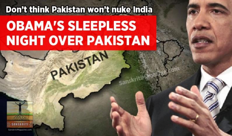 Obama's sleepless night over Pakistan