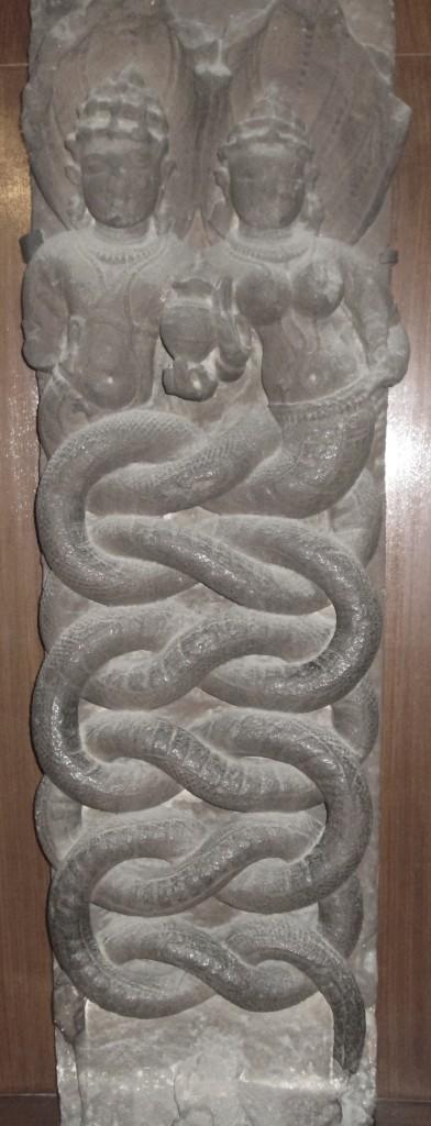 Naga and Nagini Gowanda