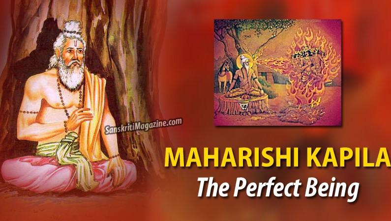 Maharishi Kapila: The Perfect Being