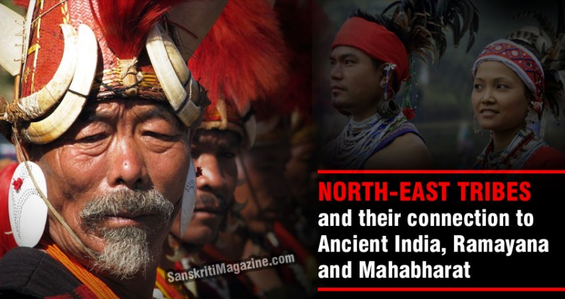 North-East Tribals and their connection to Ancient India