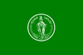 Flag of Bangkok Metropolitan Administration