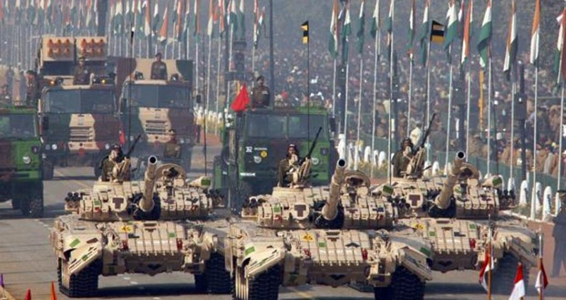 India world's largest importer of military hardware from 2010-14