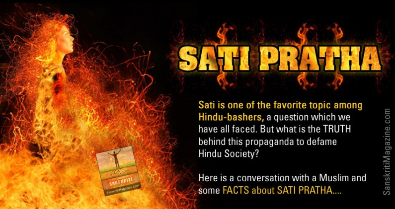 Sati Pratha – Truth and Facts
