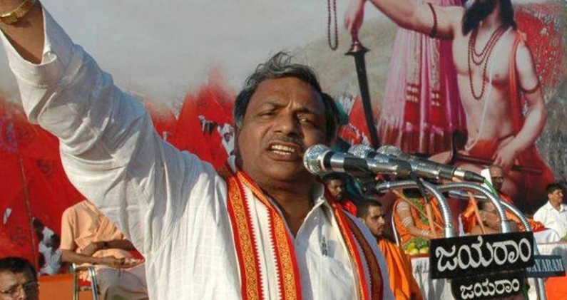 VHP defends attack on Haryana church, calls 1857 'communal war'