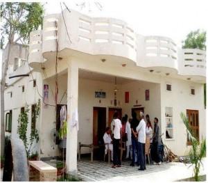 Gajendra Singh's house