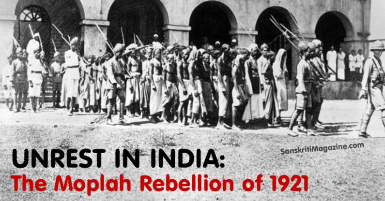 Unrest in India: The Moplah Rebellion of 1921