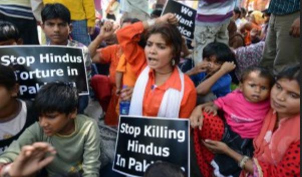 hindu genocide in Pakistan