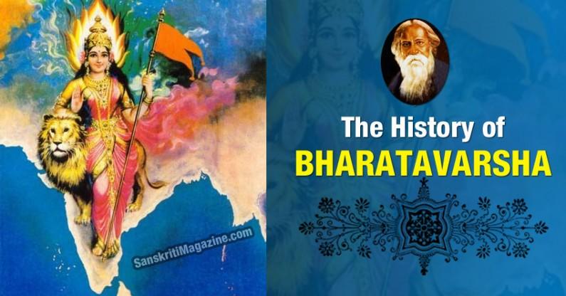The History of Bharatavarsha