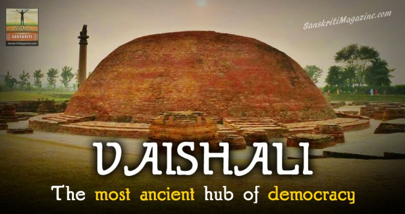 Vaishali: The ancient hub of democracy