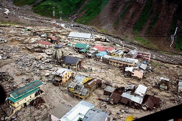 2013 Kedarnath flood disaster