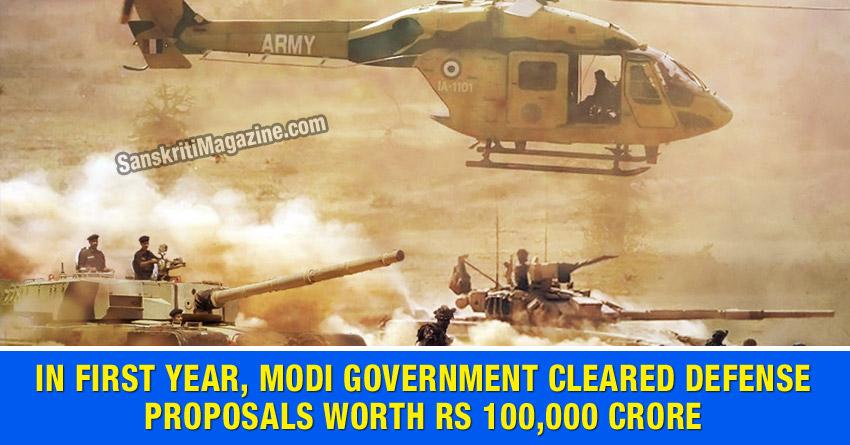 indian-defence-budget-modi