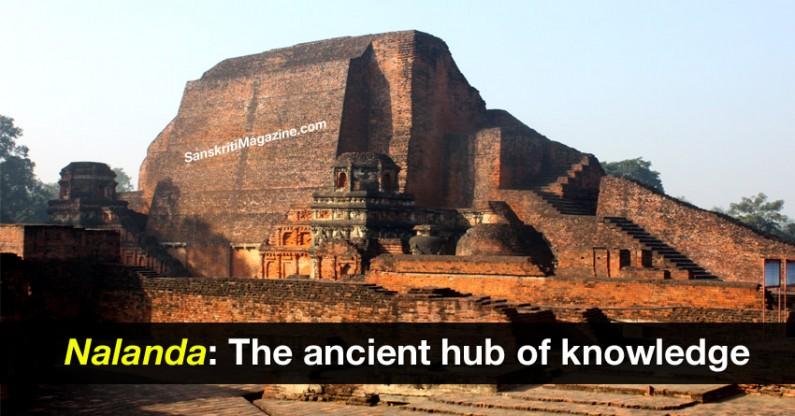 Nalanda: The ancient hub of knowledge