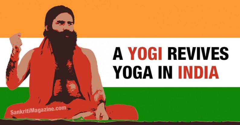 A Yogi revives Yoga in India