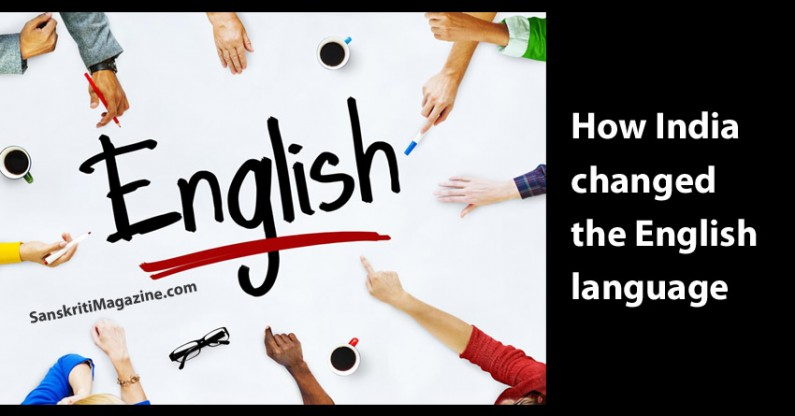 How India changed the English language