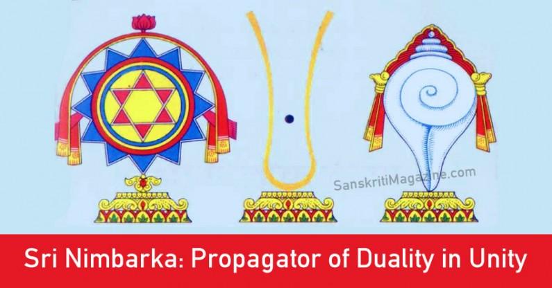 Sri Nimbarka: Propagator of Duality in Unity