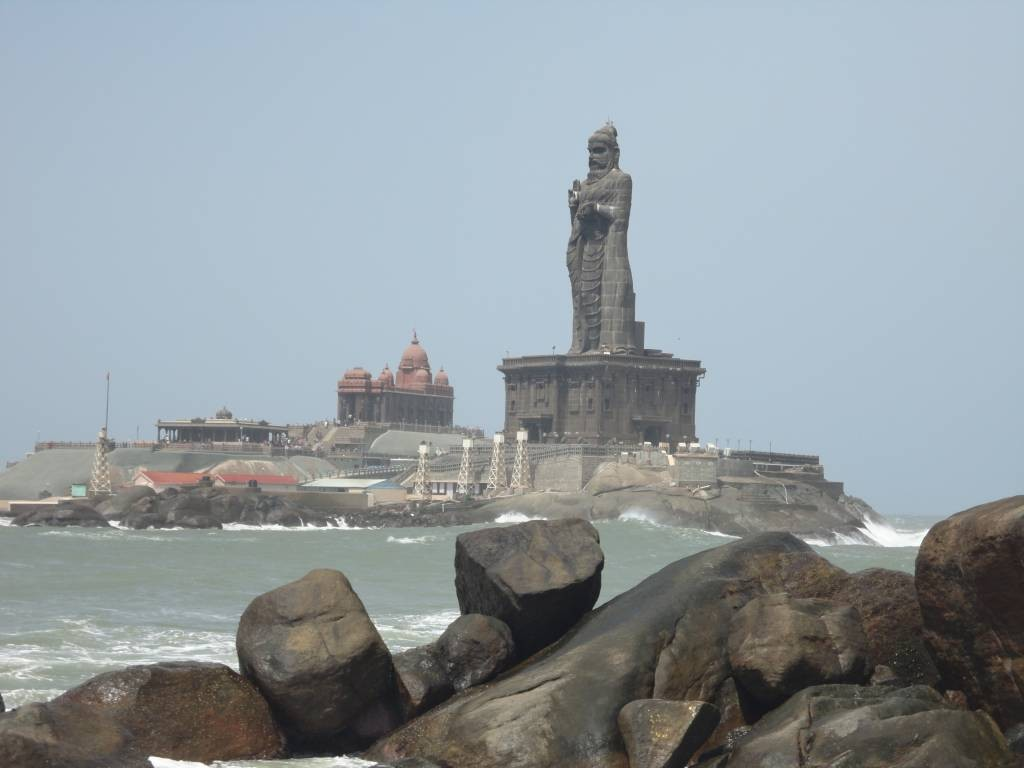 Thiruvalluvar's Statue