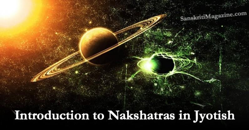 Introduction to Nakshatras in Jyotish